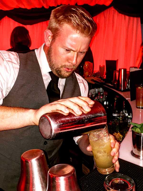 25. Cocktail Precision
